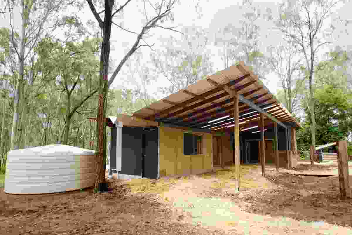 Small Project Architecture Award –Real Studio: Murphy's Creek BNT by Queensland University of Technology.