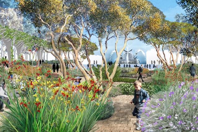 2012 AILA National Landscape Architecture Award: Urban
