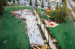 """Freo's """"Happy Park"""": Esplanade Youth Plaza"""