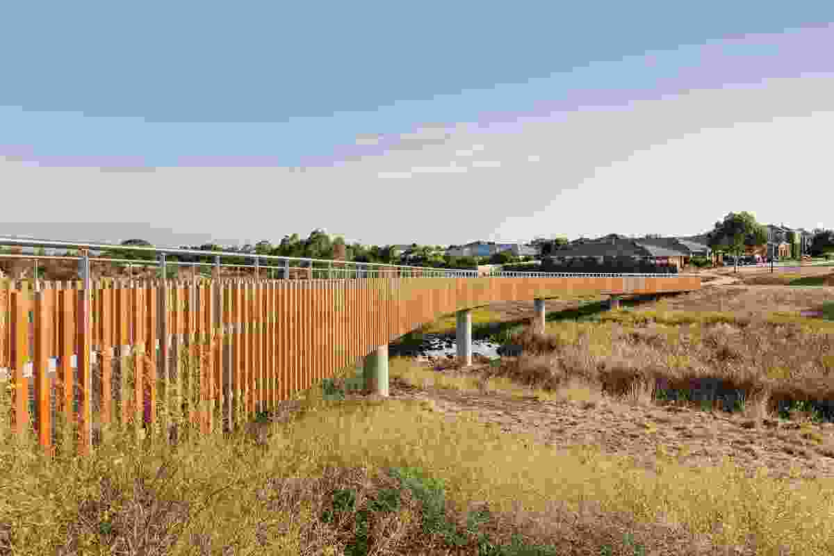 Skeleton Creek Bridges by Site Office.