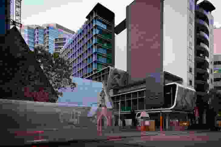 Commercial: 167 Westralia Plaza by JCY Architects and Urban Designers.