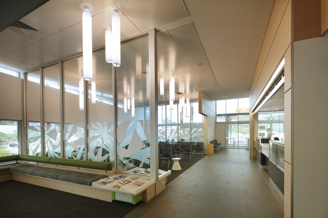 JCU Dental by Phillips Smith Conwell Architects.