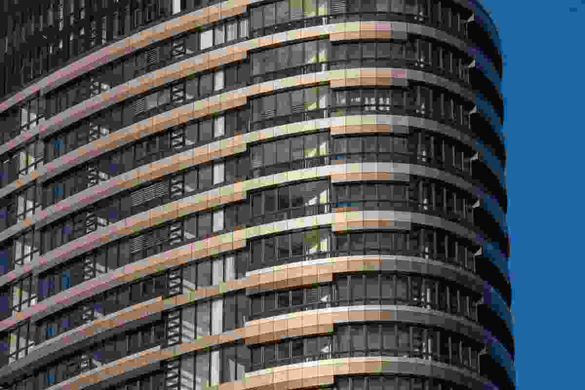 Australia Towers by Bates Smart.