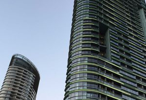 Opal Tower in Sydney was found to require significant rectification works after cracks appeared in the building.