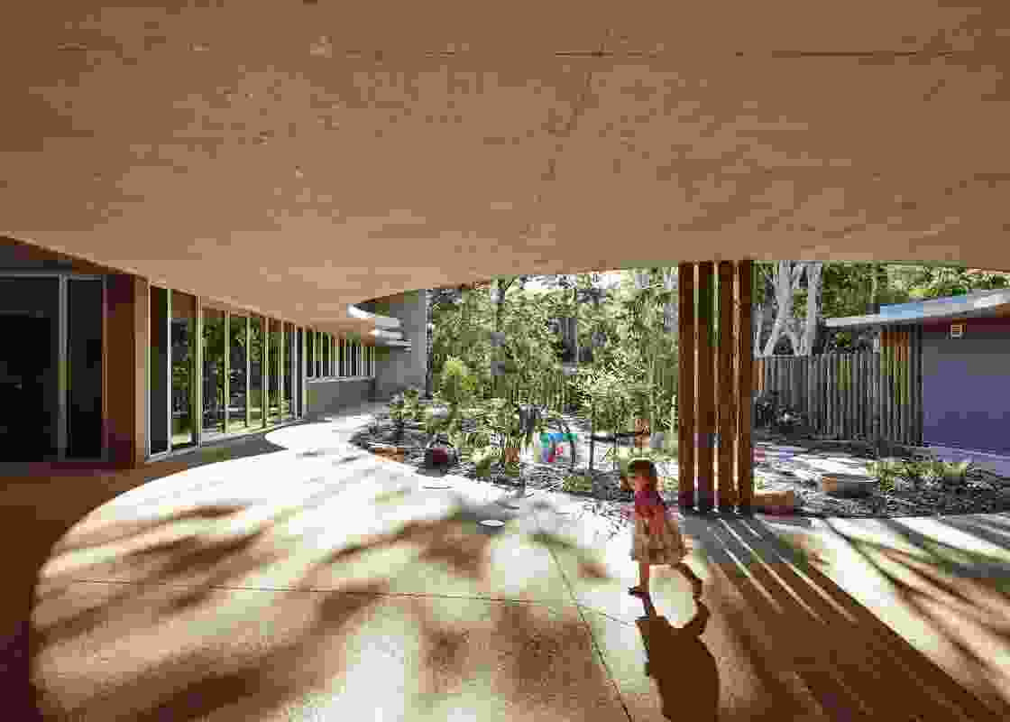 Act for Kids Child and Family Centre of Excellence by M3 Architecture.