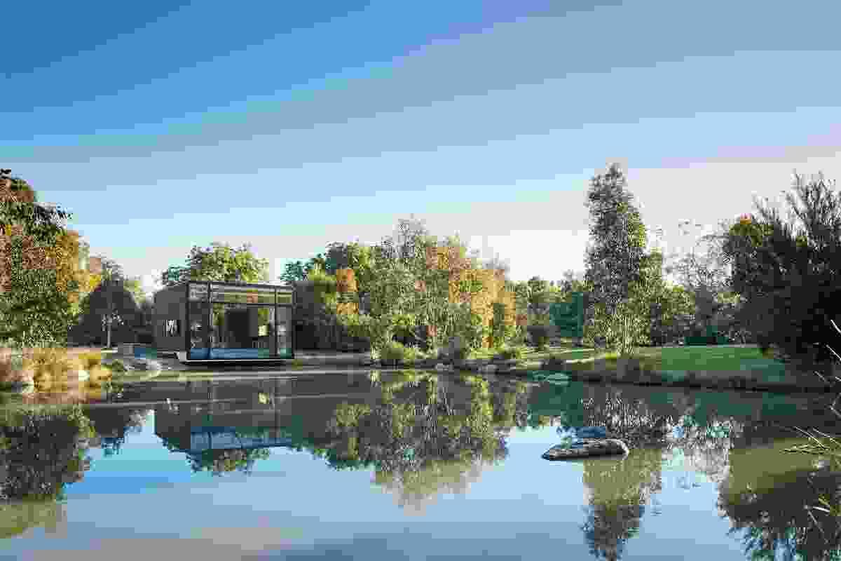 Balnarring Retreat by Branch Studio Architects.