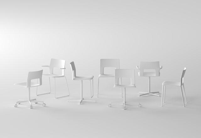 The Kobe chair range.