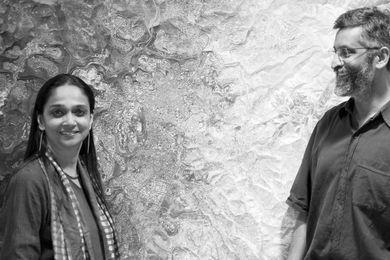 Anuradha Mathur and Dilip Da Cunha.