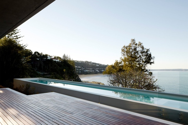 Northern Beaches House by Tobias Partners.