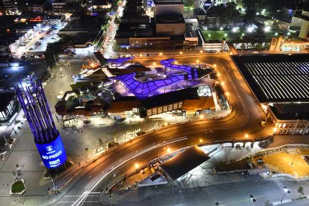 Yagan Square – Metropolitan Redevelopment Authority (MRA).