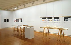 N°1 Overview of the exhibition at the Geelong Gallery.