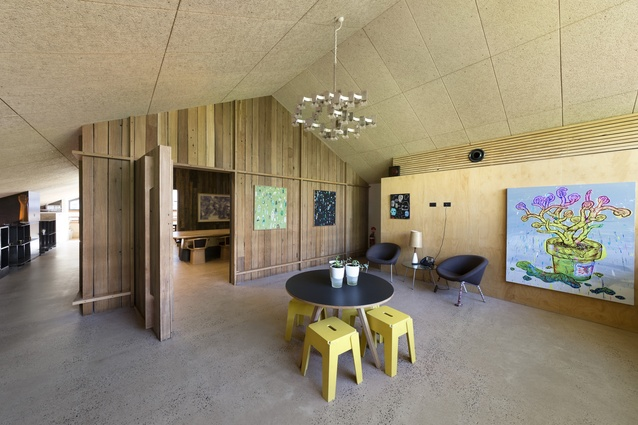 NewActon Pavilion Reconstruction – Molonglo Group Offices by Fender Katsalidis Architects.
