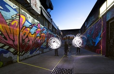 Glow: Shedding light on the urban realm