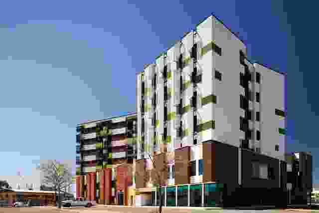 Lime Street由Formworks Architecture设计。