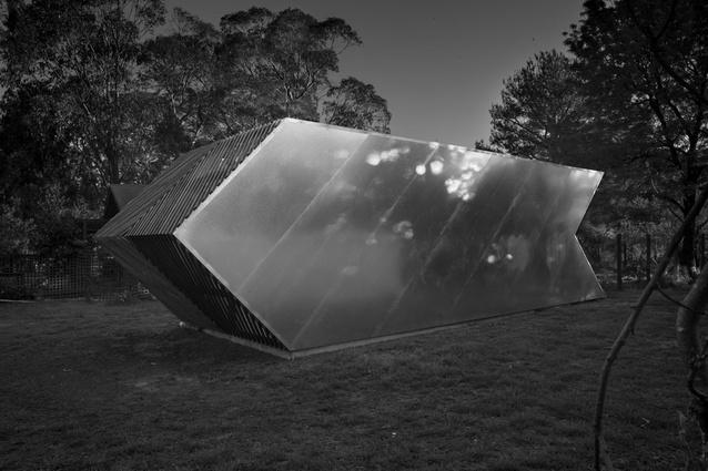 Arrow by PHTR Architects (2013).