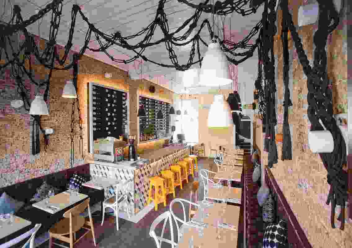 Hospitality Design – Avido by Matt Woods Design.