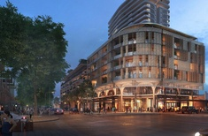Hames Sharley's $235m Subiaco Pavilion Markets redevelopment proposal endorsed by council