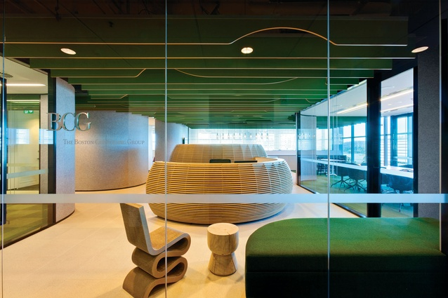 The Boston Consulting Group Canberra By Carr Design