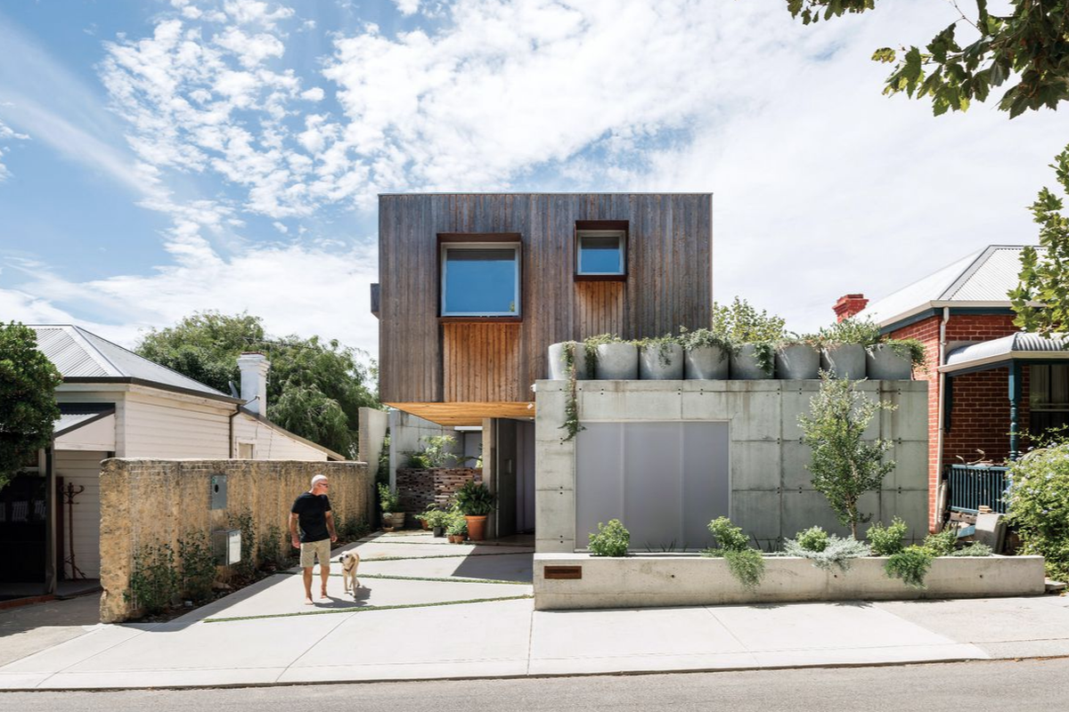 Silver Street House by EHDO.
