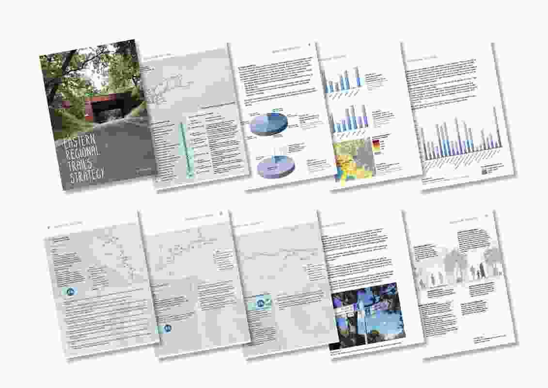 Eastern Regional Trails Strategy by Fitzgerald Frisby Landscape Architecture