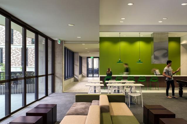 UNSW Kensington Colleges by Bates Smart.