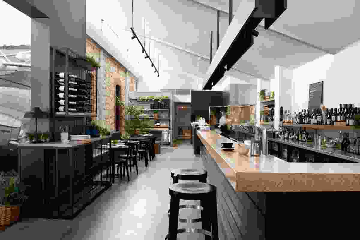 The Wine Store – Design Theory.