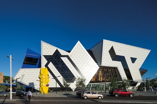 Sir Zelman Cowen Award for Public Architecture: Perth Arena by ARM Architecture and Cameron Chisholm Nicol.