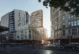 65-77 Market Street by FJMT.
