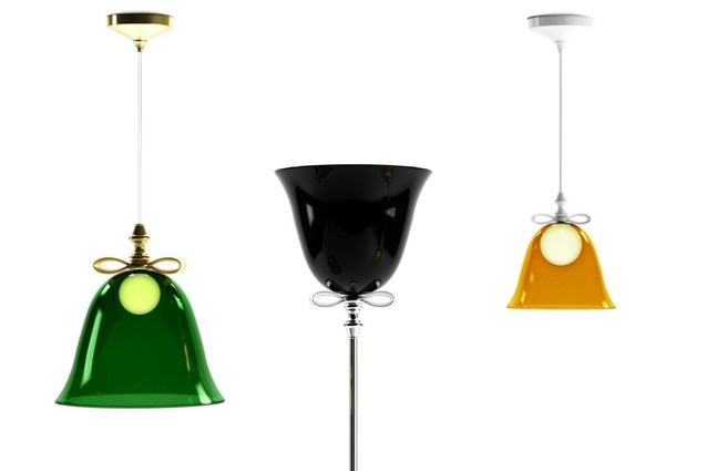 Bell lamp pendant by Marcel Wanders for Moooi.