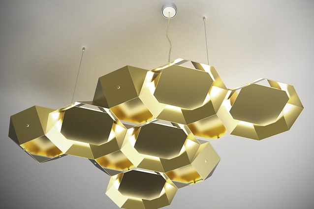 Pylite by Daniel Treacy, Rakumba Lighting.