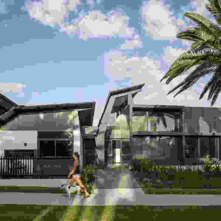 Sargood on Collarou by WMK Architecture.