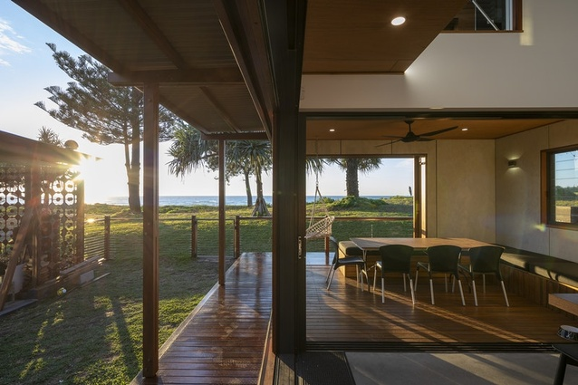 Elanora House by Aspect Architecture.