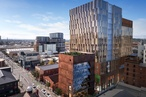 John Wardle Architects-designed 12-storey Collingwood office tower launched