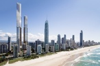 Southern hemisphere's tallest tower approved