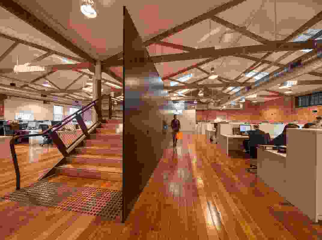 T2 HQ by Landini Associates.