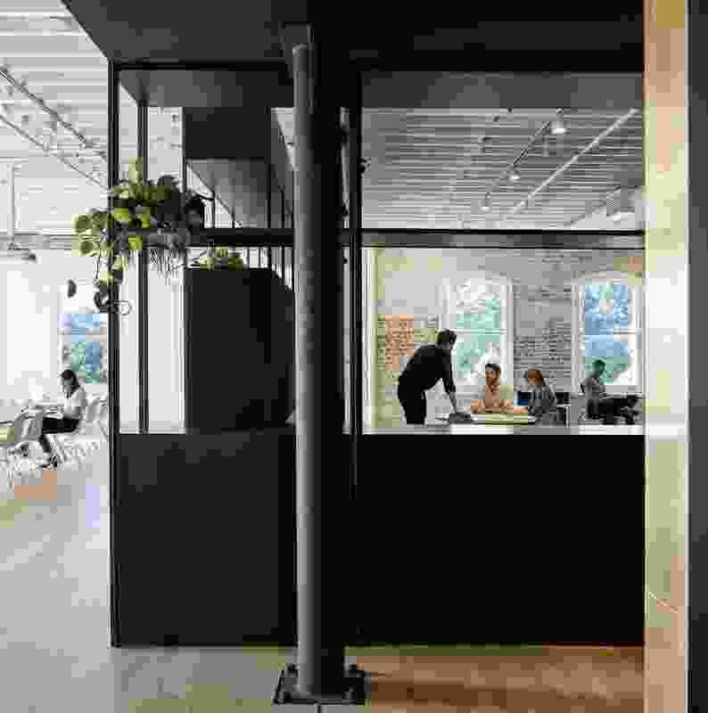 Cox Architecture Brisbane Studio by Cox Architecture.