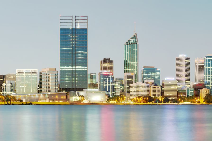 Data from leasing company Jones Lang LaSalle shows Perth's office vacancy rate is at its highest rate since 1995, with a fifth of offices sitting empty.