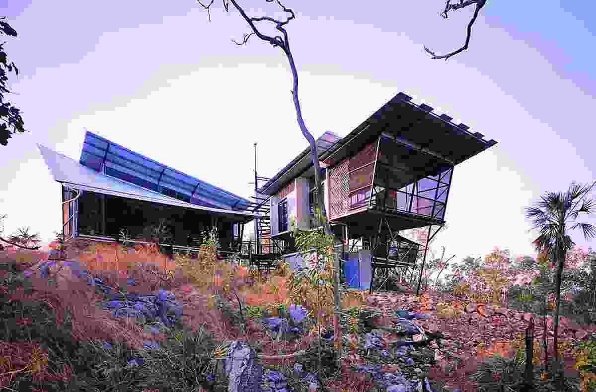 Rozak House by Troppo Architects.