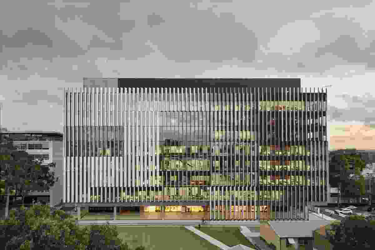 UNSW Materials Science & Engineering Building by Grimshaw.