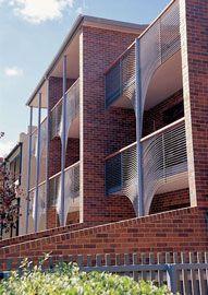 George Street apartments, Fitzroy, 2002.