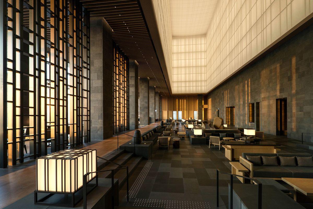 居家 2019十大室內設計公司排名,台灣竟然也有第一名的作品(飯店旅館類)