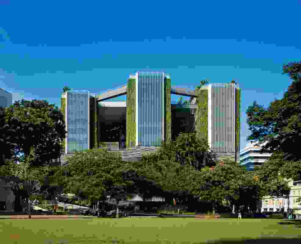 School of the Arts, Singapore – WOHA.