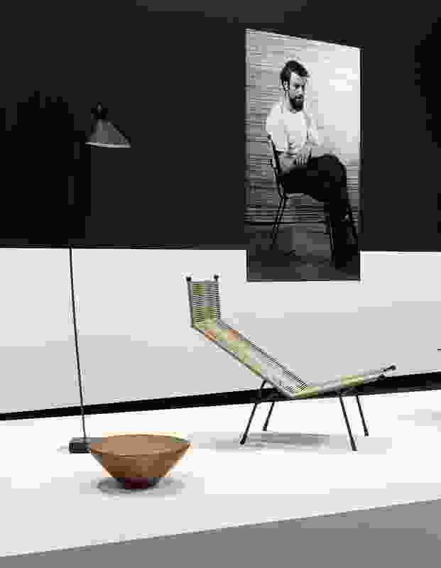 Designer Clement Meadmore espoused that industrial design could be sculpture and vice versa.
