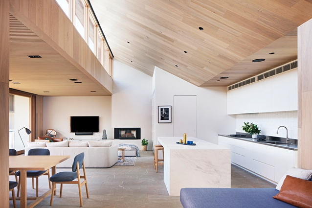 The Villa at Barwon Heads by Bower Architecture.