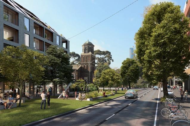 West Melbourne Structure Plan – City of Melbourne.