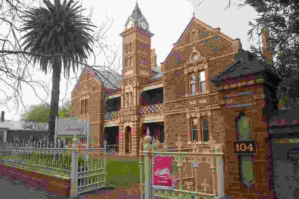 Hebart Hall, Australian Lutheran College.