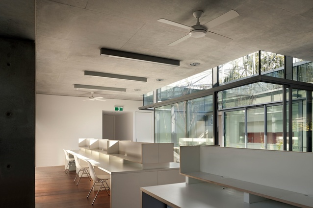 Waterloo Youth Family Community Centre by Collins and Turner with City of Sydney.