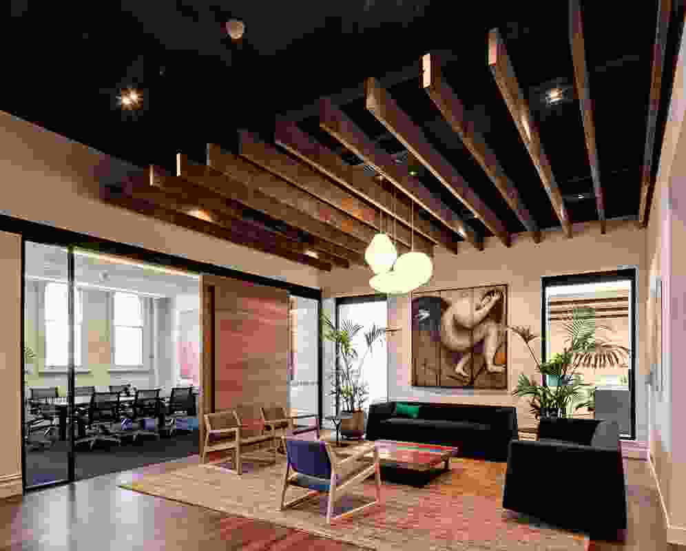 307 Murray Street by Meyer Shircore & Associates Architects.