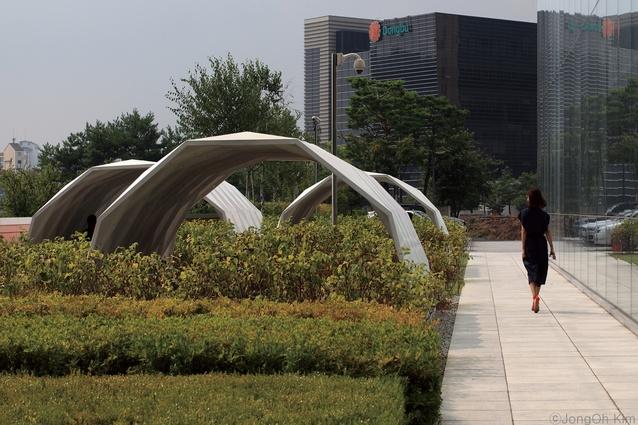Hanhwa Data Center by PARKKIM.