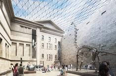 Cox Architecture, Neeson Murcutt to design redevelopment of Australian Museum